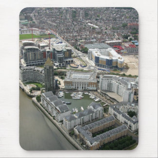 Chelsea Wharf Mouse Pad
