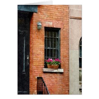 Chelsea Windowbox Greeting Card