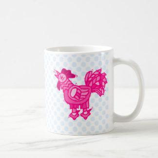 Chelsie Chicken Coffee Mug