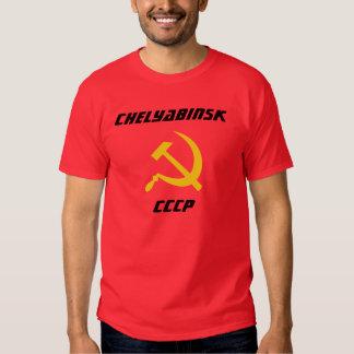Chelyabinsk, CCCP, Chelyabinsk, Russia Tee Shirt