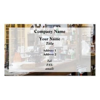 Chem Lab Business Card