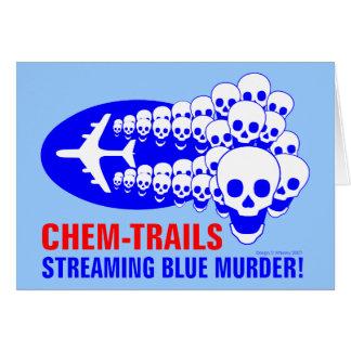 Chem Trails Card