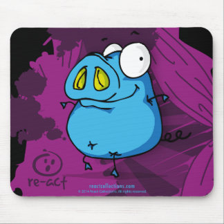 Chema Rano, the pig mouse pad