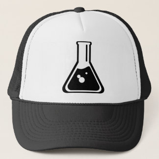 Chemical Beaker Trucker Hat