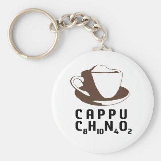 Chemical Cappuccino Key Chain