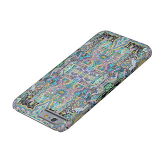 Chemical chaos barely there iPhone 6 case