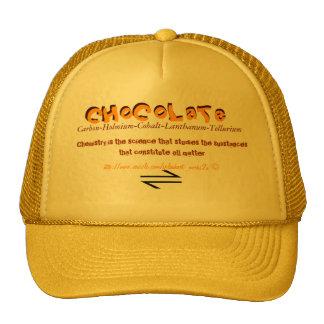 'Chemical  CHoCoLaTe' Trucker Hat