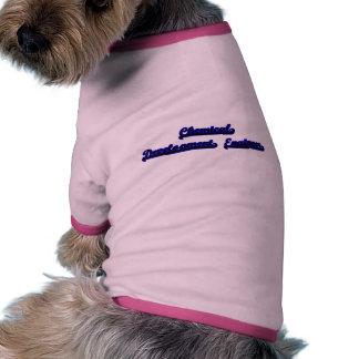 Chemical Development Engineer Classic Job Design Doggie Tshirt