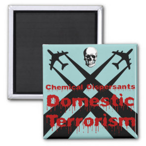 Chemical Dispersants are Domestic Terrorism Magnet