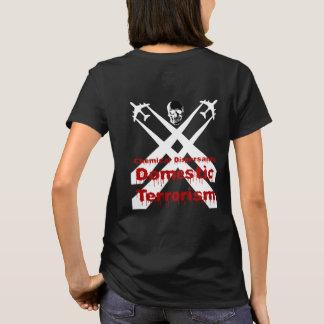 Chemical Dispersants are Domestic Terrorism T-Shirt