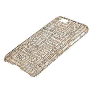 Chemical Elements iPhone 7 Clearly™ Deflector Case