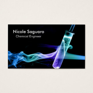 Chemical Engineer Business Card