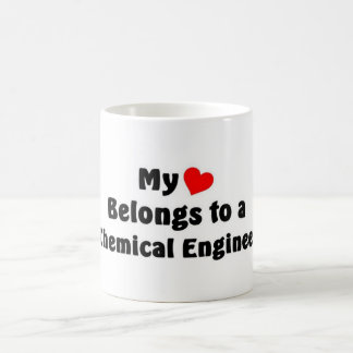 Chemical engineer coffee mug