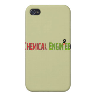 Chemical Engineer (EnginGEEK) Funny Gifts iPhone 4/4S Covers
