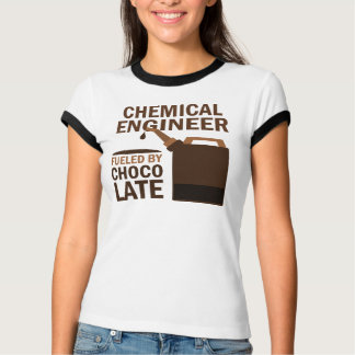 Chemical Engineer (Funny) Chocolate T-Shirt