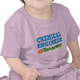 Chemical Engineer In Training (Future) Tee Shirts