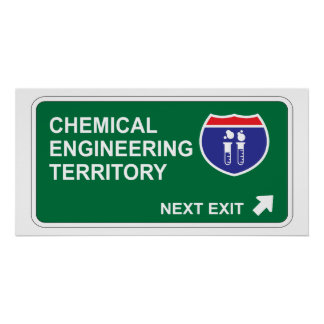 Chemical Engineering Next Exit Posters