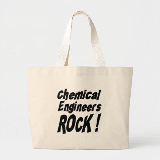 Chemical Engineers Rock! Tote Bag