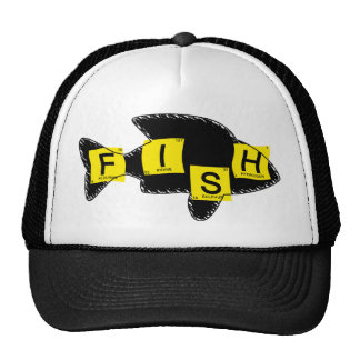 CHEMICAL FISH TRUCKER HAT