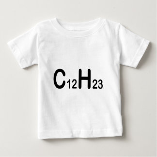 Chemical Formula Of Diesel Fuel Baby T-Shirt