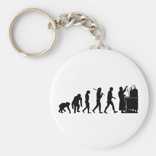 Chemical formula researchers Chemistry Gifts Keychain