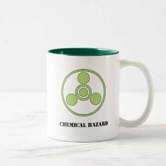 Chemical Hazard Mugs
