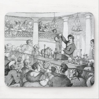 Chemical Lectures, c.1809 Mouse Pad
