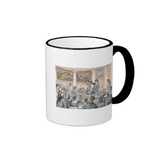 Chemical Lectures c 1809 Coffee Mug
