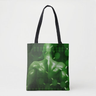 Chemical Science and Discovery as a Futuristic Tote Bag