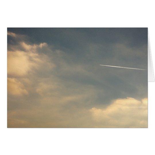 Chemical skies 3 card