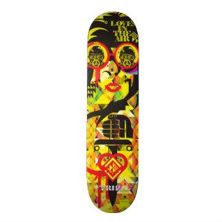 Chemical Warfare - Love IS in the Air Skateboard