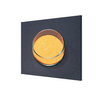 Chemicals 2 canvas print