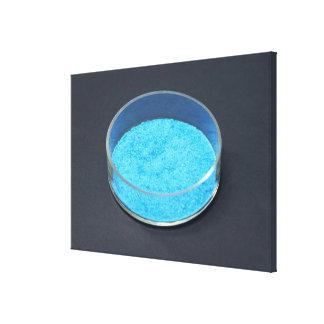 Chemicals Canvas Print
