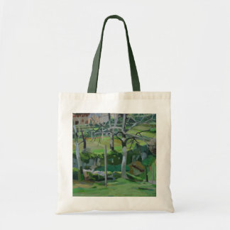 Chemin de la Fontaine Tote Bag