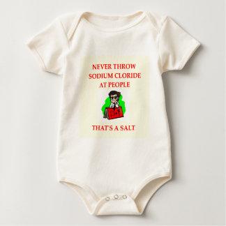 CHEMIST2.png Baby Bodysuit