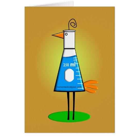 "Chemist ""Beeker Bird"" Gifts Card"