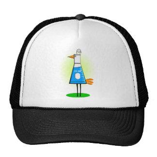 """Chemist """"Beeker Bird"""" Gifts Hat"""