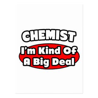 Chemist...Big Deal Post Cards