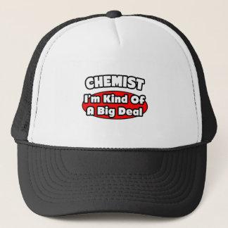 Chemist...Big Deal Trucker Hat