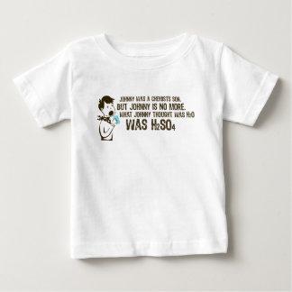 Chemist Boy Baby T-Shirt