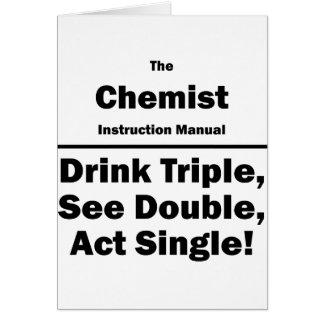 chemist card