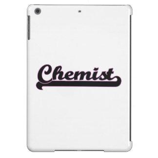 Chemist Classic Job Design Cover For iPad Air