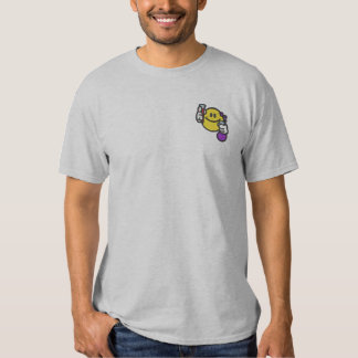 Chemist Embroidered T-Shirt