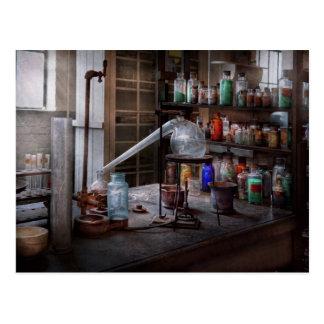 Chemist - My Retort is better than yours Postcard