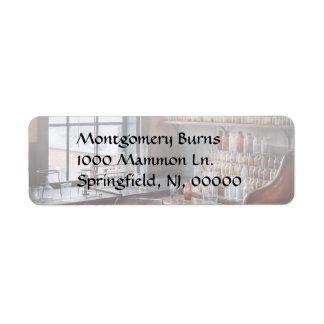 Chemist - Perfume Science Label