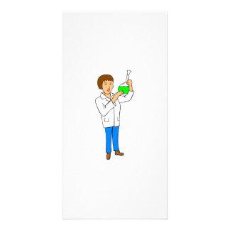 Chemist Personalized Photo Card