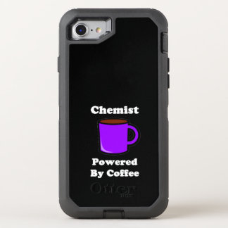 """""""Chemist"""" Powered by Coffee OtterBox Defender iPhone 7 Case"""