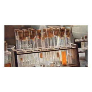 Chemist - Specimen Custom Photo Card