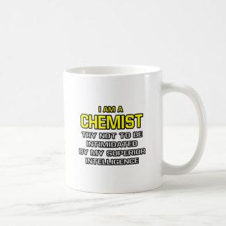 Chemist...Superior Intelligence Coffee Mug