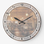 Chemist - The Chem Lab Round Wall Clocks